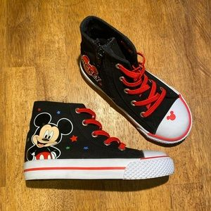 Mickey Mouse Hightops